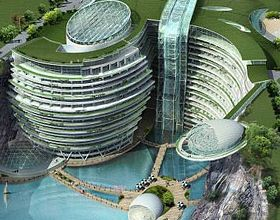 Hotel Architecture.