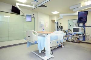 smart privacy glass for hospital interiors LC SmartGlass