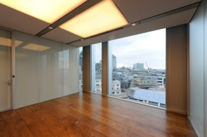 smart privacy glass Rothschild Bank London
