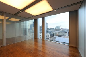 smart privacy glass at rothschild bank