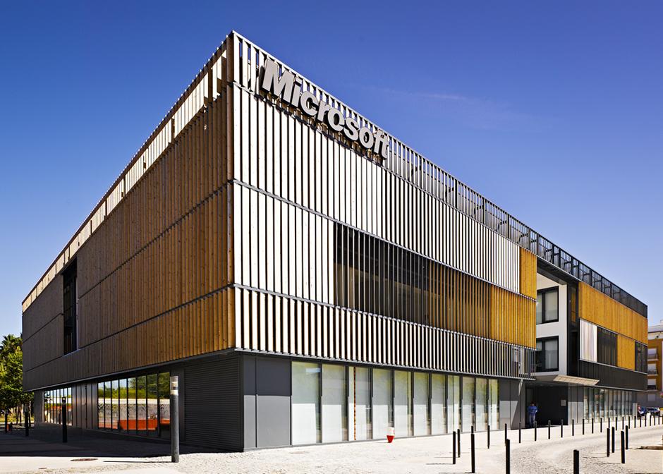 Microsoft Portuguese Headquarters Part 10