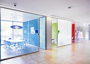 Microsoft Lisbon HQ Switchable Glass image