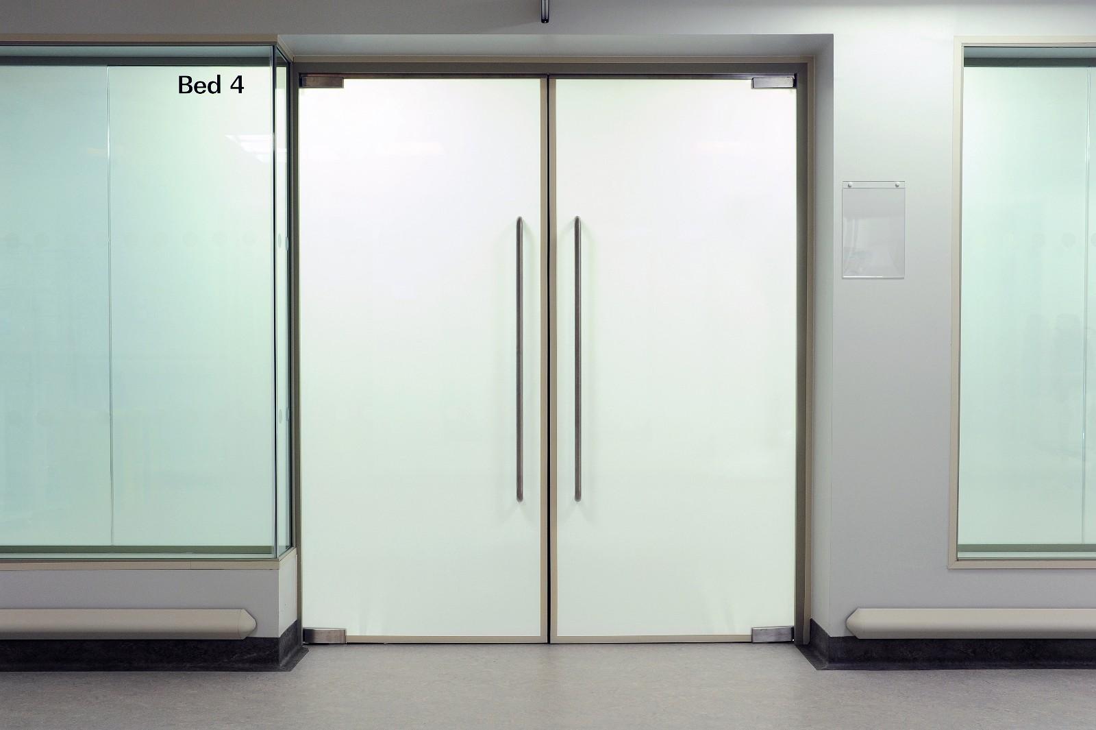 Privacy Glass Hospitals