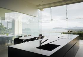 Boutique Suite Ireland Privacy Glass Panels