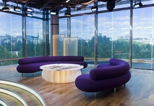 SPD SmartGlass @ ITV Daybreak Studios
